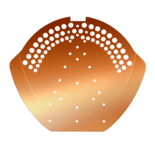 1 Piece BRIEL FIRST DISCS FIRST DISC COPPER BLANK 0,6 mm